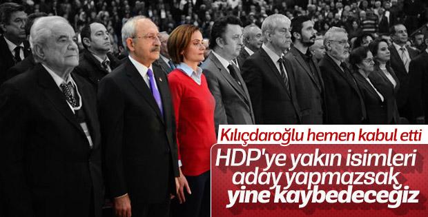 Kemal Kılıçdaroğlu, Canan Kaftancıoğlu'nu kabul etti