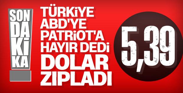 Bloomberg: Türkiye Patriot almayacak