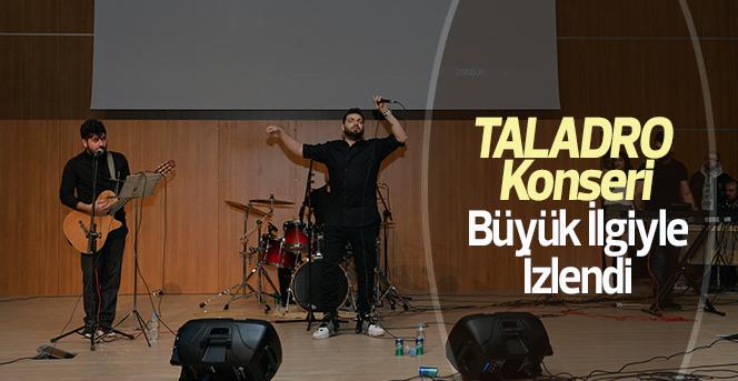 KMÜ'de Taladro Konresine Yoğun İlgi