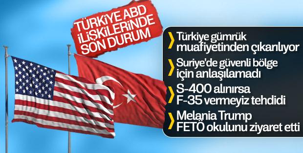 ABD'nin, Türkiye tavrı tepkilere neden oldu