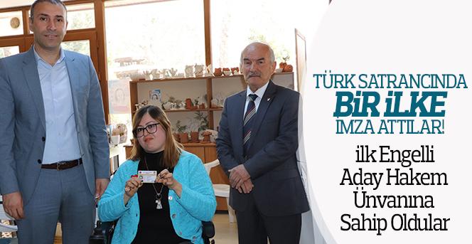 Türk Satrancında Bir İlke İmza Attılar!