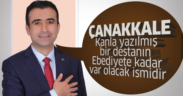 """Savaş Kalaycı'dan """"18 Mart Çanakkale Zaferi"""