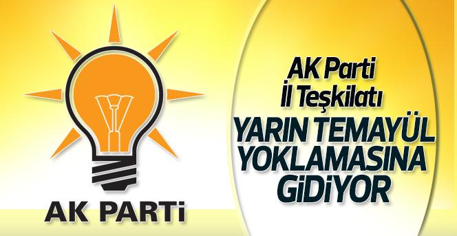 AK Parti Karaman İl Teşkilatı Temayül  Yoklamasına Gidiyor