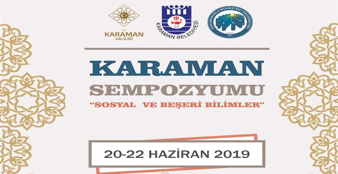 Karaman Sempozyumuna Sayılı Günler Kaldı