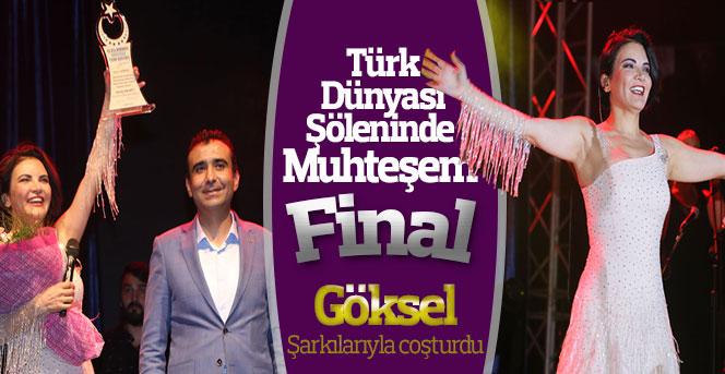 Türk Dünyası Şöleninde Muhteşem Final