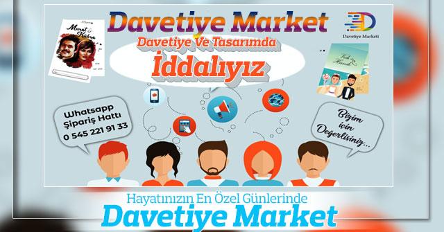 Davetiye Market