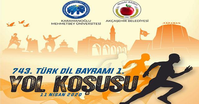 Türk Dil Bayramı Kapsamında Ödüllü Yol Koşusu Düzenlenecek