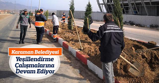 Orta Refüjlerde Ağaçladırma Çalışması