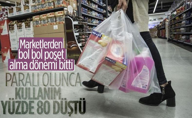 Murat Kurum: Plastik poşet kullanımını yüzde 80 oranında azalttık