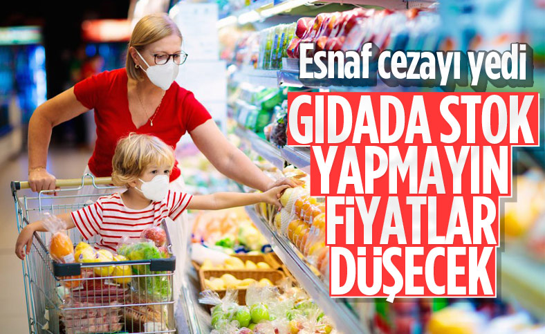 TESK'ten gıda fiyatları ucuzlayacak açıklaması
