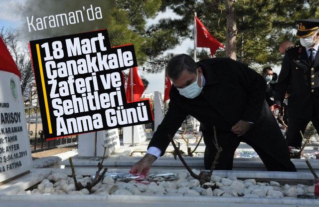 18 Mart Çanakkale Deniz Zaferi ve Şehitleri Anma Günü