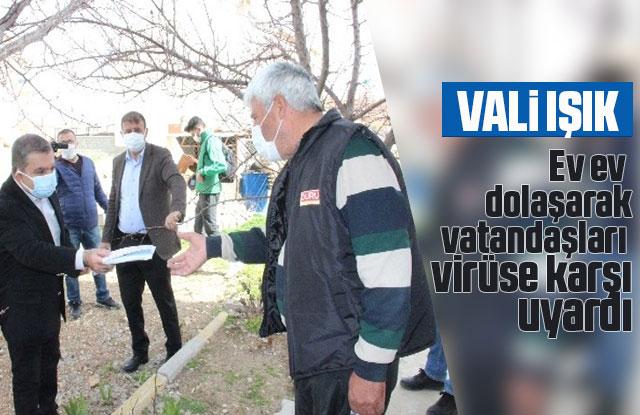 Karaman'da 'korona virüs' seferberliği